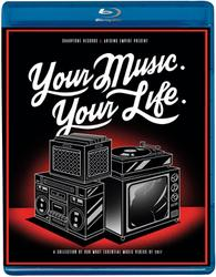 VARIOUS ARTISTS - Your Music, Your Life BLURAY Import