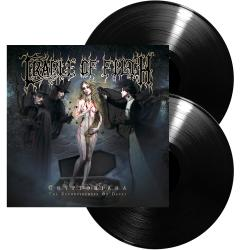 CRADLE OF FILTH - Cryptoriana BLACK VINYL  (EURO IMPORT)