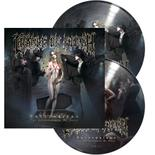 CRADLE OF FILTH - Cryptoriana PICTURE VINYL  (EURO IMPORT)