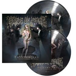 CRADLE OF FILTH Cryptoriana PICTURE VINYL Import