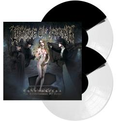 CRADLE OF FILTH - Cryptoriana BI-COLORED VINYL  (EURO IMPORT)