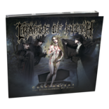 CRADLE OF FILTH - Cryptoriana - The Seductiveness (Digipak)