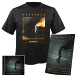 COMEBACK KID - Outsider CD+Poster+T-shirt Bundle XL