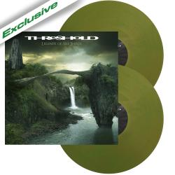 THRESHOLD Legends of the Shires NB ANNIVERSARY GREEN VINYL