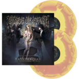 CRADLE OF FILTH - Cryptoriana (Pink/Yellow Swirl)