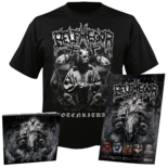 BELPHEGOR - Totenritual CD+Poster+T-shirt Bundle 2XL