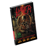 SLAYER - Repentless EXCLUSIVE HARD COVER EDITION COMIC BOOK