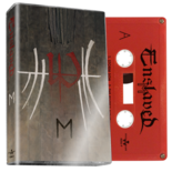 ENSLAVED - E (Solid Red Cassette)