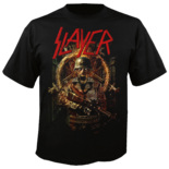 SLAYER - Comic Soldier TS