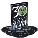 VARIOUS ARTISTS - Nuclear Blast 30 Years anniversary DVD+4CD