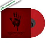 THEN COMES SILENCE - Blood RED VINYL Import