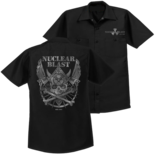 NUCLEAR BLAST AMERICA - Call To Arms Workshirt