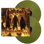 DESTRUCTION - Thrash Anthems II NB ANNIVERSARY GREEN VINYL Impor