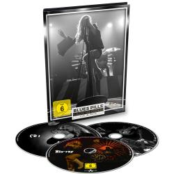 BLUES PILLS - Lady In Gold - Live In Paris BluRay+ 2CD