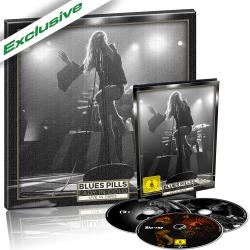 BLUES PILLS - Lady in Gold - Live in Paris MAILORDER EDITION*