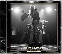 BLUES PILLS - Lady in gold - Live in Paris 2CD Import