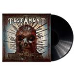 TESTAMENT - Demonic BLACK VINYL Import