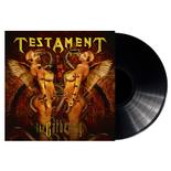 TESTAMENT - The Gathering BLACK VINYL REMASTERED Import