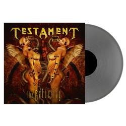 TESTAMENT - The Gathering SILVER VINYL REMASTERED Import