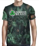 NUCLEAR BLAST AMERICA - All Over Print Shirt