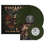 TESTAMENT - First Strike Still Deadly (Swamp Green Vinyl)