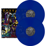TESTAMENT - Live At The Fillmore (Blue Vinyl)