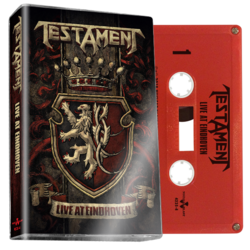 TESTAMENT - Live At Eindhoven (Red Cassette)