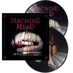 MACHINE HEAD - Catharsis PICTURE VINYL Import