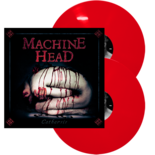 MACHINE HEAD - Catharsis RED VINYL Import
