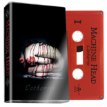 MACHINE HEAD - Catharsis (Red Cassette)