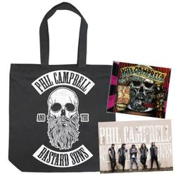 PHIL CAMPBELL AND THE BASTARD SONS - The Age of Absurdity CD+BAG+PHOTO CARD Import