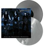 IMMORTAL - Sons of Northern Darkness SILVER VINYL IMPORT