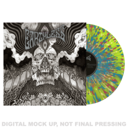 EARTHLESS - Black Heaven (Multi-colored Splatter Vinyl)