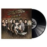 MICHAEL SCHENKER FEST - Warrior BLACK VINYL IMPORT*