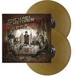 MICHAEL SCHENKER FEST - Resurrection GOLD VINYL Import