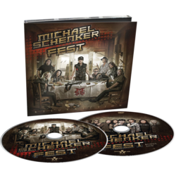 MICHAEL SCHENKER FEST - Resurrection (CD/DVD Digipak)