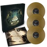 NIGHTWISH - Decades (Best of 1996-2015) GOLD VINYL BOX Import