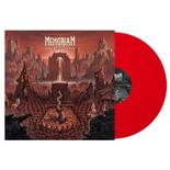 MEMORIAM - The Silent Vigil RED VINYL Import