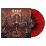 MEMORIAM - The Silent Vigil (Red w/Black Splatter Vinyl)