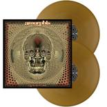 AMORPHIS - Queen of Time GOLD VINYL Import