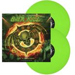 OVERKILL - Live in Overhausen Volume Two: Feel the Fire GREEN