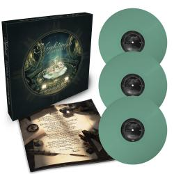 NIGHTWISH Decades (Best of 1996-2015) SPEARMINT GREEN VINYL