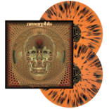 AMORPHIS - Queen Of Time (Orange w/Black Splatter Vinyl)