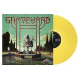 GRAVEYARD - Peace YELLOW VINYL Import