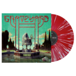 GRAVEYARD - Peace (Red w/White Splatter Vinyl)