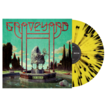 GRAVEYARD - Peace (Yellow w/Black Splatter Vinyl)