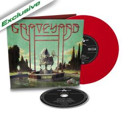 GRAVEYARD Peace MAILORDER EDITION Import