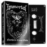 IMMORTAL - Northern Chaos Gods (Black Cassette)