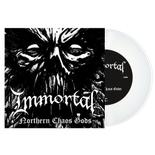 IMMORTAL - Northern Chaos Gods WHITE VINYL Import