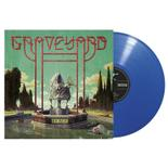 GRAVEYARD - Peace BLUE VINYL Import